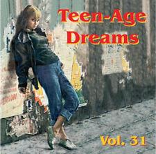 V.A. - TEEN-AGE DREAMS Vol.31 Popcorn & Teenage CD