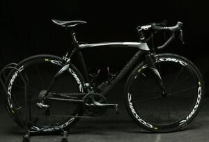2012 Pinarello FP Quattro 51.5cm Road Bike Carbon Ultegra Di2 Mavic Preowned