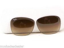 671cb86e14 New ORIGINAL Ray Ban RB4174 56mm Lenses For Sunglasses Glass Brown Gradient