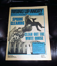 RISING UP ANGRY April 28-May 1974 Vol. 5 No. 15 Chicago Underground Newspaper