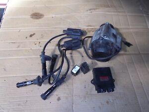 SUZUKI  GSXR750M  '91  SLINGSHOT  ASSORTED ELECTRICAL ITEMS.