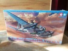 Tamiya De Havilland Mosquito B Mk.IV/PR Mk.IV 1/48 Model Aircraft Kit SEALED