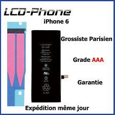 Batterie iPhone 6 / 6S Interne Neuve 0 Cycle avec Autocollant Sticker Original