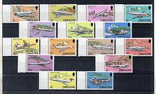 Gibraltar Aviones Comerciales serie del año 1982 (CU-764)