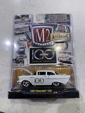 2012 M2 Machines 100 Years Of Chevrolet 1957 Chevrolet 150