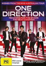 One Direction - Australian Tour Footage (DVD, 2013)