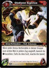 WoW - 4x Gladiator Sepirion - Blut der Gladiatoren