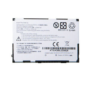 NEW OEM HTC HERM160 1300mAH Replacement Battery for Dopod 838 Pro & CHT 9000
