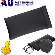 Symbol Of The Brand Soft Protective Eyeglasses Pouch For Reading Glasses Eva Padded Women Portable Optical Eyewear Holder Case Apparel Accessories Men's Glasses