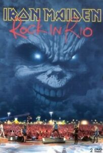Iron Maiden: Rock In Rio [DVD] [2002] - DVD  LKVG The Cheap Fast Free Post