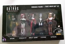 DC The new Batman Adventures Bendable Figures-Girl's Night Out. First series!!