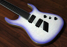 Halo Guitars Merus 7 String Multi-Scale Fanned Fret Bare Knuckle Aftermaths