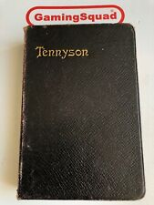 Poems of Tennyson 1918 HB Book, Supplied by Gaming Squad