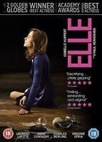Elle [DVD] [2017] [DVD][Region 2]