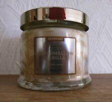 NEU Partylite Signature 3-Docht-Kerzenglas Duftwachsglas Marshmallow-Vanilla