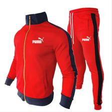 Neu Herren 2PCS Jogging Anzug Sweatshirt Hosen Trainingsanzug Sportanzug DE 2020