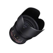 Samyang Camera Lenses for Sony 50mm Focal