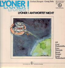 Gerhard Bungert & Georg Seitz lionese I non risponde 2-lp/foc
