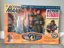 Action Man soldat 30th Anniversaire 1966-1996 non ouvert Coffret très rare ltd ed