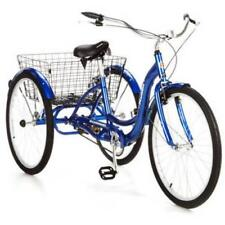 "Schwinn Tricycle Adult Trike  26"" Meridian Cruiser 3-Wheel Bike Bicycle NEW!"