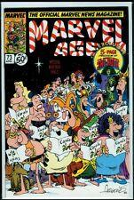 Marvel Comics MARVEL AGE #73 She-Hulk NM 9.4
