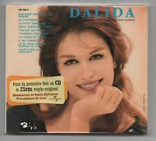 Cd Digipack 10 titres Dalida le Petit Gonzales 2003 Barclay – 065 520-2