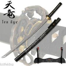 "Tenryu Hand Forged Samurai Sword 40.5"" Overall (TR-009)"