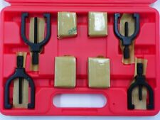 SPI 8pc V-block Set With Clamps and Case B402