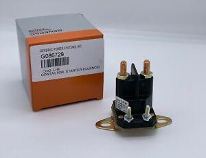 Generac 086729 / G086729 Starter Contactor