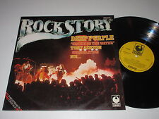 LP/ROCK STORY/DEEP PURPLE(TONY ASHTON/Sounds Superb 032-52169