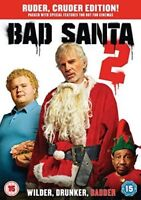 Bad Babbo Natale 2 DVD Nuovo DVD (EO52101D)