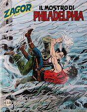 BONELLI - Zagor N° 657 Zenit Gigante - Il Mostro di Philadelphia ITALIANO NUOVO