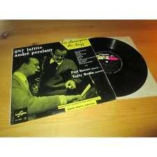 "GUY LAFITTE & ANDRE PERSIANY les classiques du jazz COLUMBIA FP 1074 - 25cm 10"""