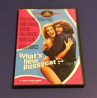 Whats's New Pussycat ? (DVD, 2005) 1965 Movie -  OOP/Rare, Peter Sellers
