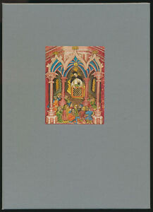 Jacobus: Das Schachbuch des Jacobus de Cessolis (1988). Nummeriertes Exemplar.