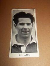 Wizard Comic Football Card ~ nº 13 Bill Harris coupe du monde 1958 footballeurs