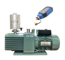 VapStar RV-24 Vacuum Pump 15.2 CFM with Oil Mist Remover & Pirani Gauge
