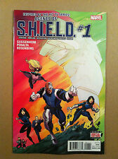 AGENTS OF S.H.I.E.L.D. #1 PHIL COULSON MARVEL'S SHIELD TV NM 1ST PRINTING 2016