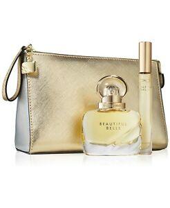 $128 Value - Estée Lauder 3-Pc. Beautiful Belle Gift Set, Created for Macy's