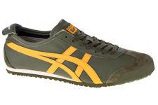 Onitsuka Tiger Mexico 66 1183A201-300 sneakers Vert, Homme, Cuir de grain|Daim