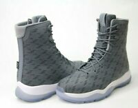 Nike Jordan Future Boots Waterproof Boots Cool Grey White 854554-003 Mens SZ