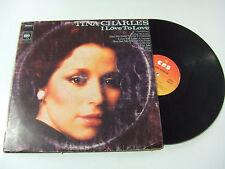 Tina Charles – I Love To Love - Disco 33 Giri LP Album Vinile ITALIA 1976 Funk