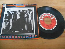 "7"" Pop Madness - Embarressment / Crying Shame (2 Song) STIFF TELDEC SKA TwoTone"