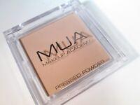MUA Translucent Pressed Powder Makeup Setting Foundation Face Powder TALC FREE