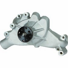 Big Block Chevy Long Water Pump, Clockwise High Flow 396 427 454 BBC Aluminum