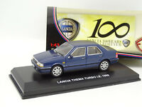Edison 1/43 - Lancia Thema Turbo IE 1988 Bleue