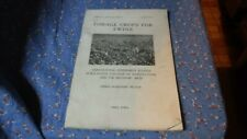 Bulletin 136 March 1913 Forage Crops for Swine Ames Iowa Ag Experiment Station