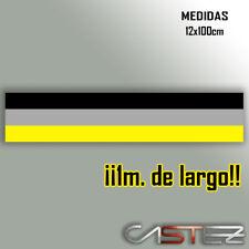vinilo adhesivo pegatina sticker bandera opel motorsport gtc opc racing decal