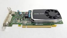 Low Profile SFF Nvidia Quadro 600 1gb PCIe Video Card DVI+DP fits Dell 04G8NP