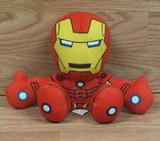 "2015 Marvel Kids 8"" (inch) Stuffed Iron Man Plush Toy / Doll *Read*"